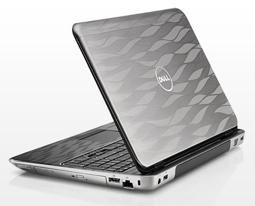 Ноутбук Dell 15R c дизайном Alloy Waves